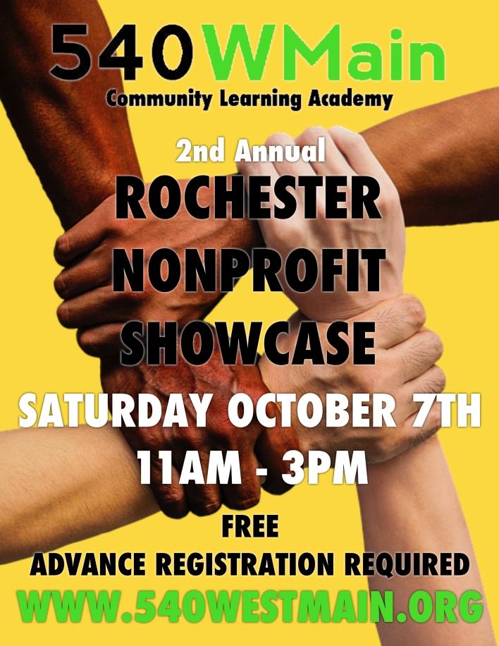 Roc NonProfit Showcase Fb