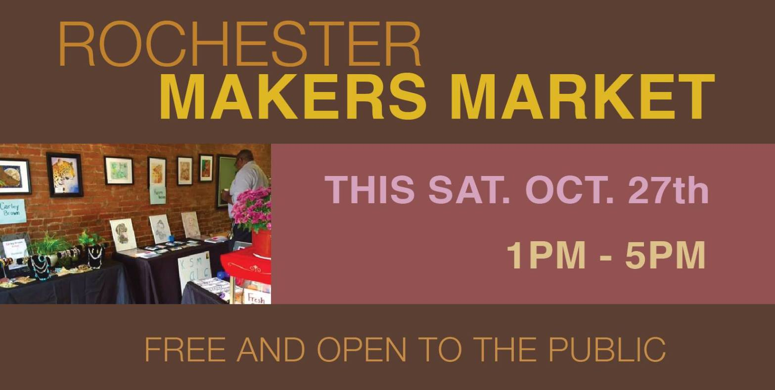 Meet The Small Business Makers Vendors October 27 540wmain Inc