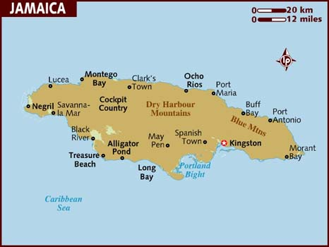 map_of_jamaica