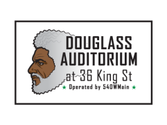 color logo for douglass auditorium