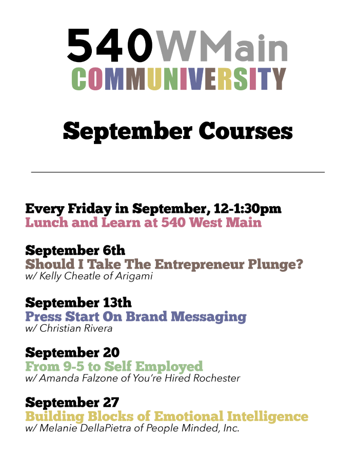 September Courses 8.5x11