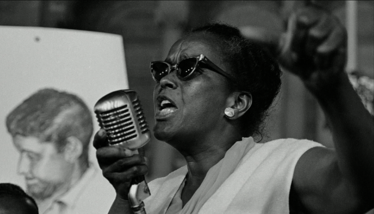 archive photo of Ella Baker, civil rights activist