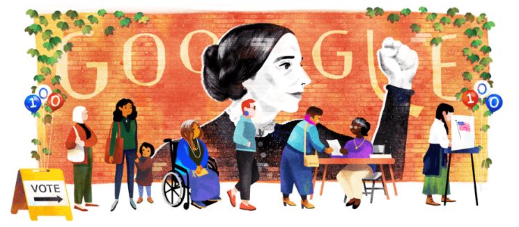 SusanBAnthonyGoogleIllustration