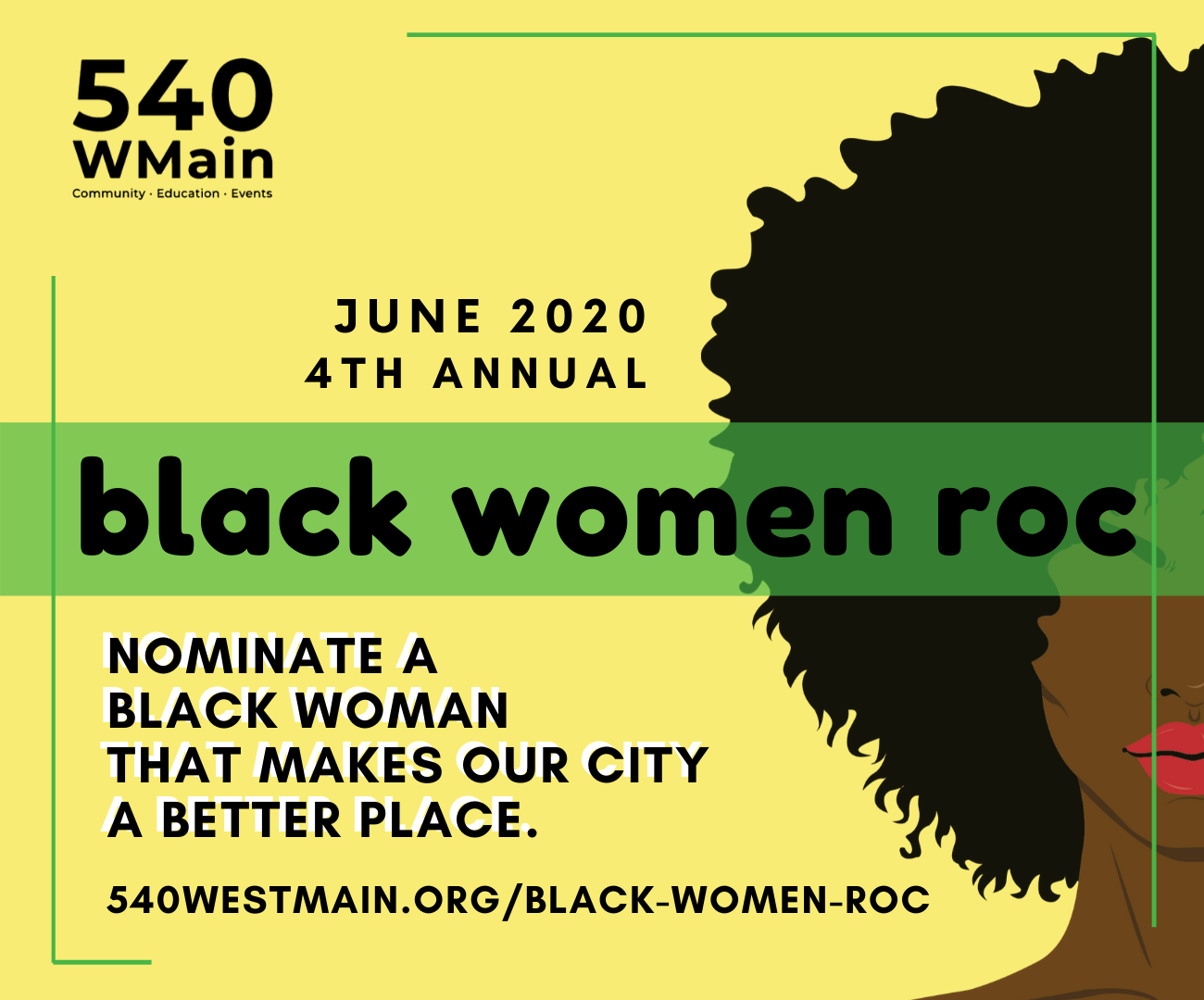 black women roc 2020